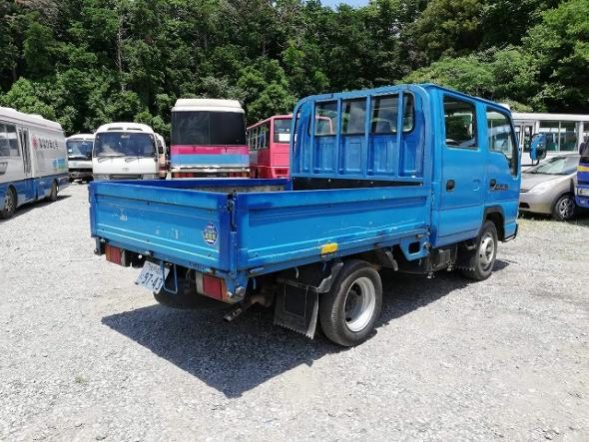 Nissan ATLAS Truck full