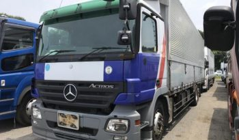 BENZ ACTROS full