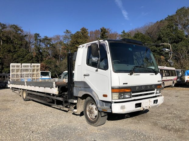 MITSUBISHI FIGHTER Truck full