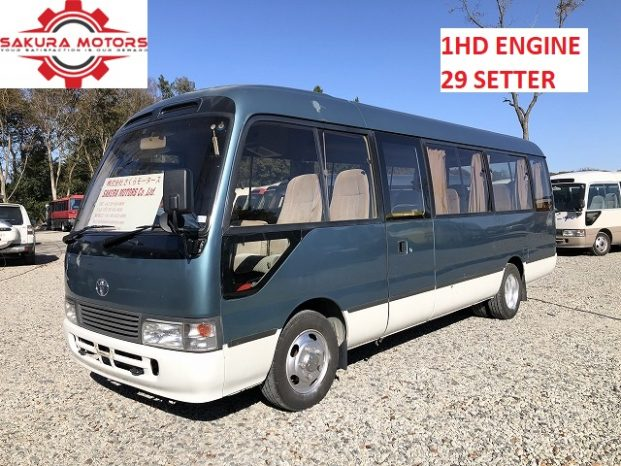 Toyota COASTER Bus