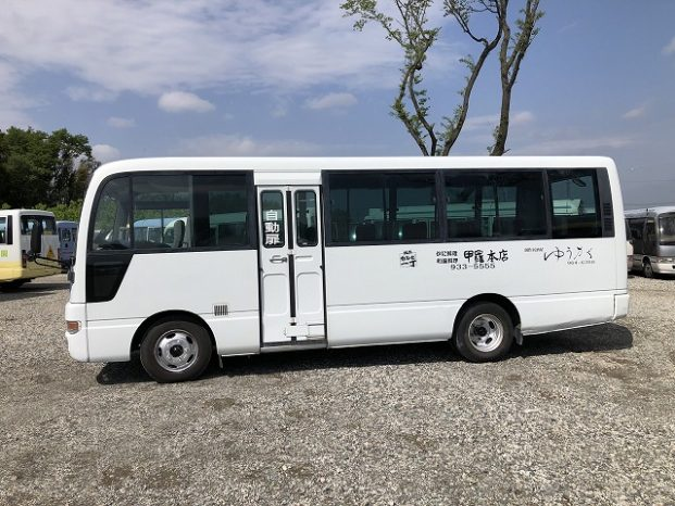 Nissan CIVILIAN Bus full